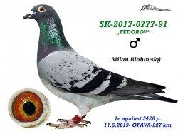 SK-2017-0777-91 - Blahovský Milan +Dávid