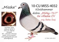 SK-2010-CUMISS-4032 - Peter Grék